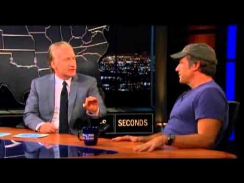 EVERYONE should watch this interview. All these people claiming they can't get a job -Bull  Mike Rowe on Bill Maher