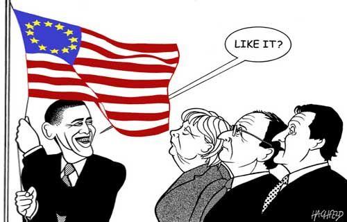 ALLARME: l'ultima porcata della Comunità Europea è servita, hanno firmato in segreto il TTip DIST...
