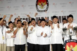 Ikrar: Niat Koalisi Merah Putih Jahat untuk Menjegal Pemerintahan Jokowi-JK - Kompas.com: Indonesia Satu