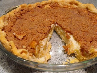 Sour Cream Apple Pie | Pies, Tarts & Cobblers | Pinterest