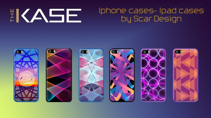 #iphone #ipad #cases #theKase   Iphone Cases by Scar Design