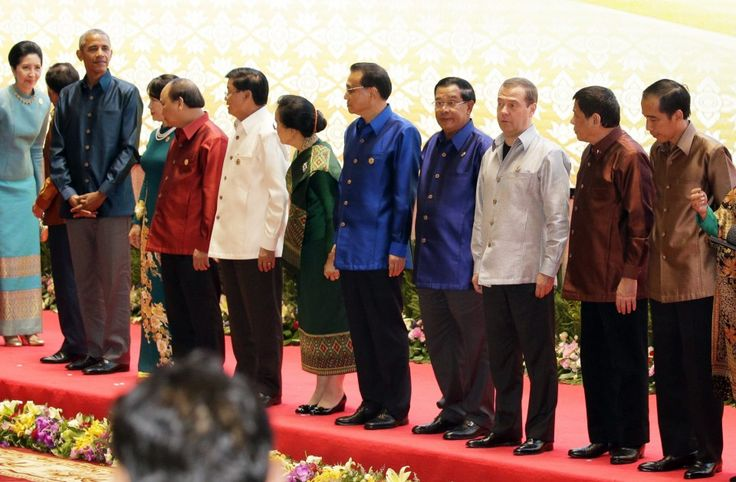 Philippine President Duterte said he'd be sitting next to Obama at dinner. He…