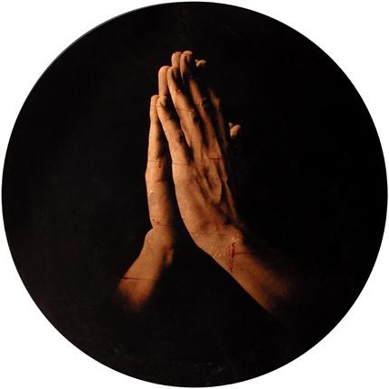 Luis Gonzalez Palma   Estudio de la Anunciación de Reni, 2006 (in collaboration with Graciela de Oliveira)