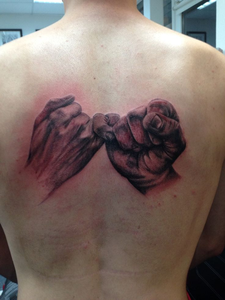 De 25 bedste id er inden for father son tattoos p for Father son tattoos