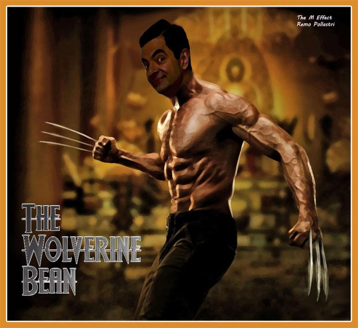 The Mr Bean Collection - Wolverbean