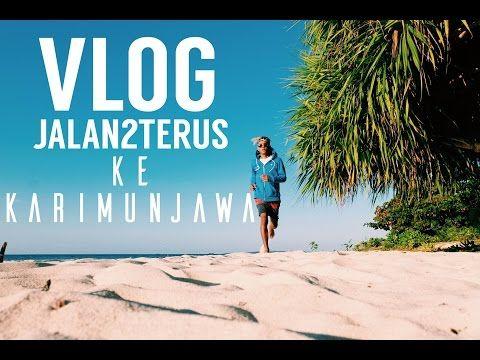 TRAVEL VLOG | JALAN - JALAN TERUS KE-KARIMUN JAWA - YouTube