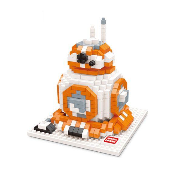 Star Wars Action Figures DIY Assemble Lego Building Blocks