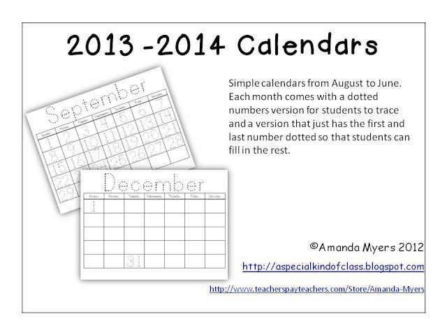 Calendar Organization Number : Best organization images on pinterest classroom