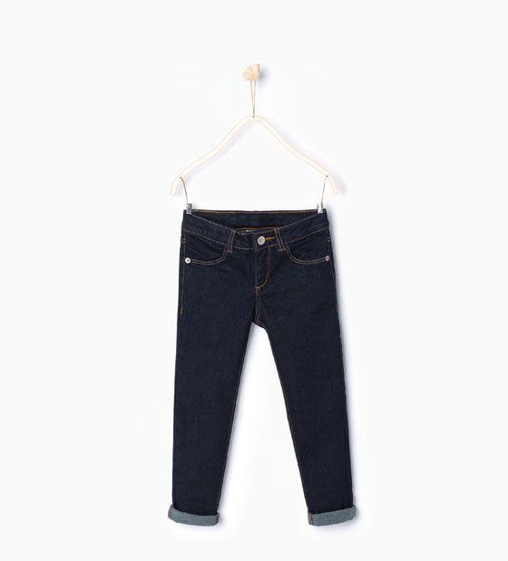 19€ Pantalon slim classique en denim de Zara