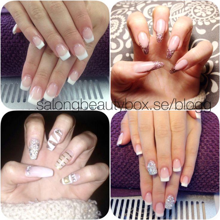 Alla dessa förlängningar är gjorda av Nicolina på Salong Beautybox