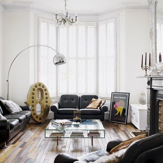 decordemon: FRESH and BRIGHT VICTORIAN HOUSE