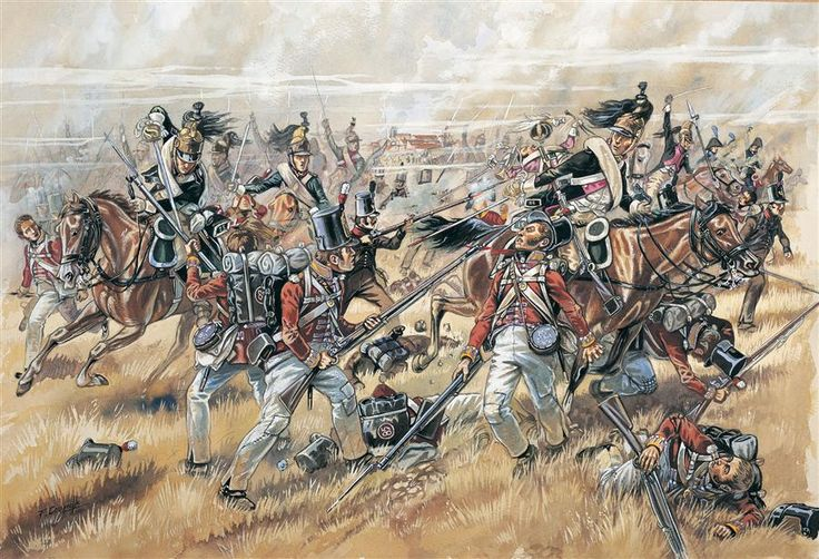 Masséna noted that Wellington's southern flank was overextended and ordered the bulk of his cavalry to assault the Allied right supported by three infantry divisions. Thousands of French troopers swept through the village of Pozo Bello defended by the British 85th Foot and 2nd Portuguese Cazadores. The defenders were badly mauled in the ensuing melee but, like most of the troops on Wellington's right, managed to retreat to the strong new defense line established further north.