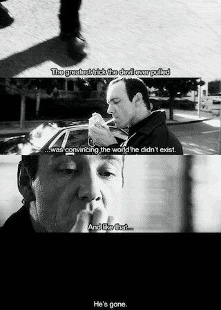 Kevin Spacey - The Usual Suspects