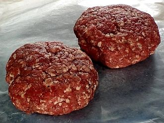 BASIC bison burger recipe.  +many tips on how to properly cook bison burgers