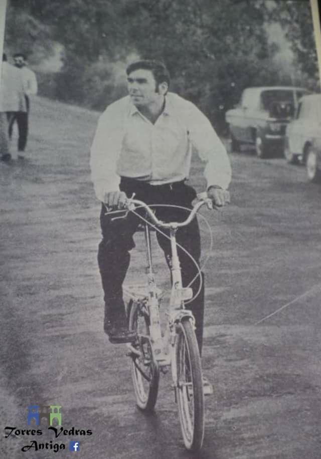 Joaquim Agostinho em 1970 na revista «O Seculo»  Imagem de Eduardo Gageiro