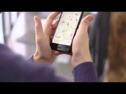 Fire Phone - Dynamic Perspective,  Fire Phone - Only smartphone with....