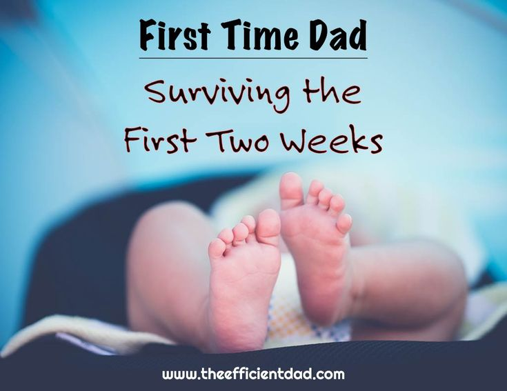 Aww... this is an awesome perspective from a dad on becoming a dad for the first time.