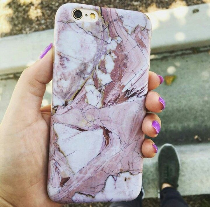 Elemental Cases presents the Marble Case - Made of High Quality TPU Material - Rises Past Screen to Protect When Laying Flat - Wraps around entire iPhone for Full Protection - Designed Exclusively for