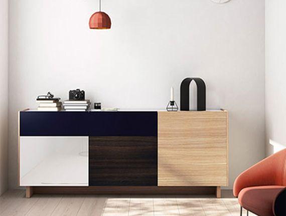 el aparador o buffet es el mueble perfecto para completar el saln aqu tienes una