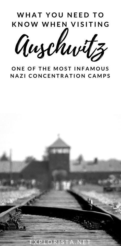 Auschwitz was one of the most brutal concentration camps under Nazi Germany. Today, you can visit the camp to learn more about the horrors of the past. Here are some tips and what you need to know.