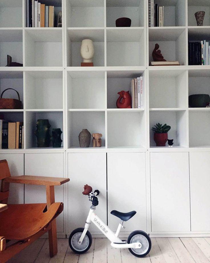 Innovative IKEA Billy Bookcase Hacks Ikea esszimmer