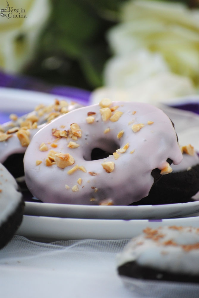#Doughnuts who would like a topping of nuts