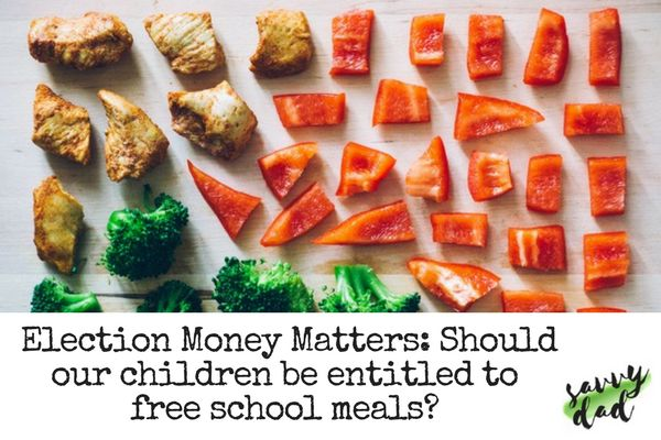 Should free universal free school meals be scrapped in the upcoming elections? have your say in my poll and find out some of the facts and figures.