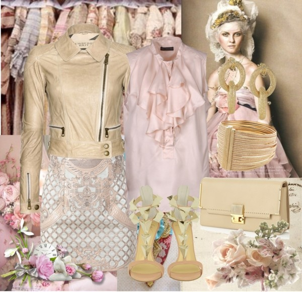 17 best images about modern day antoinette on baroque pastel and panel dress