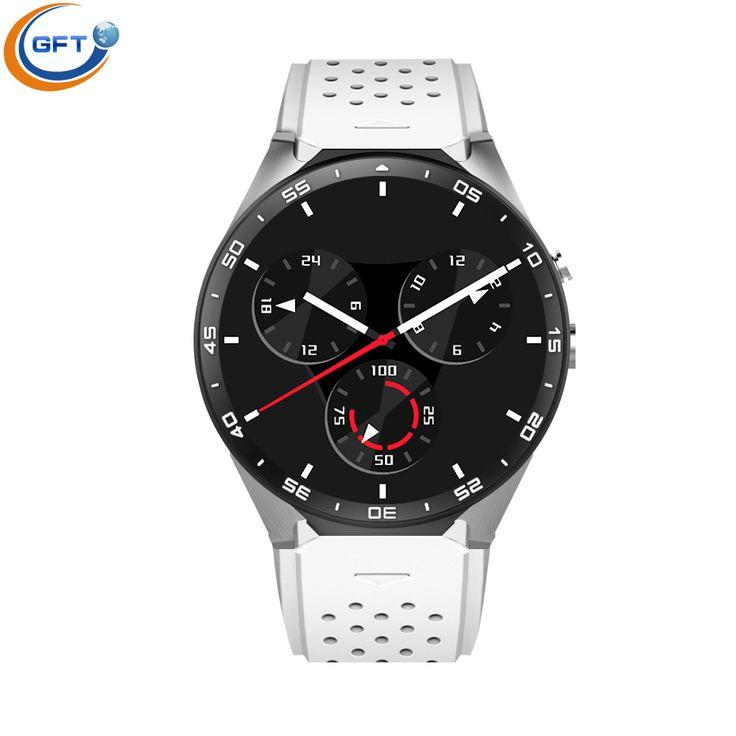 GFT KW88 3G wifi smart watch sim bluetooth smartwatch männer Handgelenk sport uhren Tragbare Elektronische Gerät //Price: $US $101.99 & FREE Shipping //     #clknetwork