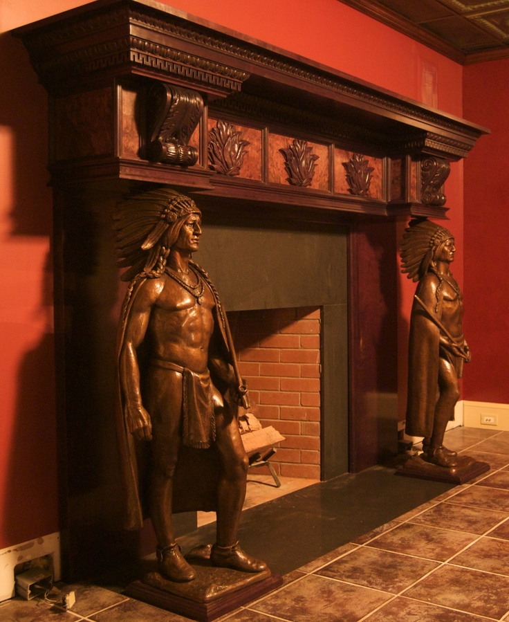 Fireplace Mantel Part 93