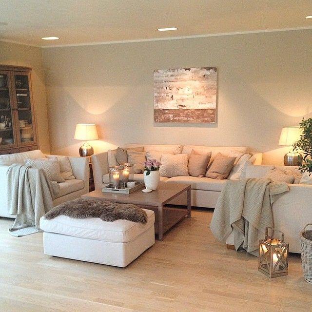 202 besten H O M E D E C O R Bilder auf Pinterest Gärten - wohnzimmer beige wei