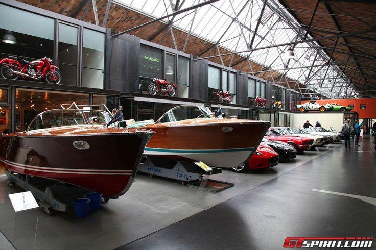 17 best images about garage on pinterest ultimate garage for Garage ad barlin