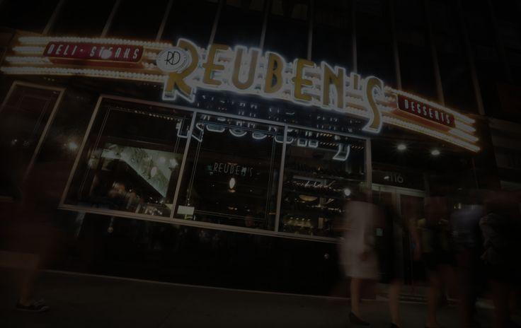 Reuben's Deli - Montreal's Premier Deli & Steakhouse