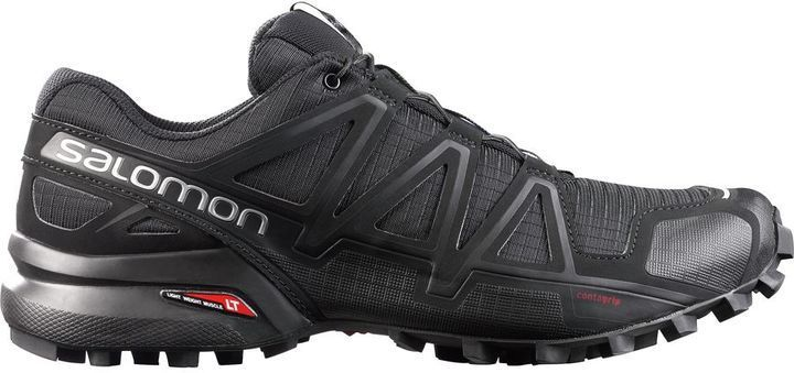 Salomon Speedcross 4 Trail Running Shoe #trailrunningshoes