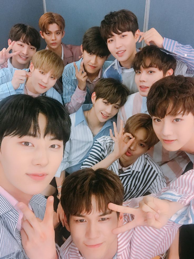Wanna One 워너원 #ENERGETIC8thWIN @M!Countdown