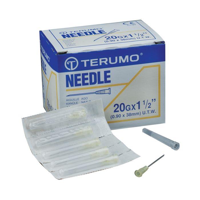 Hypodermic Needles (18ga x 1.5in)