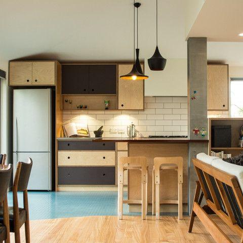 17 best ideas about plywood kitchen on pinterest plywood for All plywood kitchen cabinets