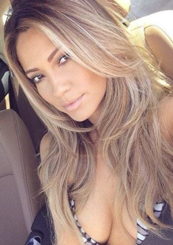 47 Concepts For Hair Shade Concepts For Brunettes With Brown Eyes Ombre