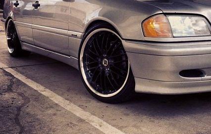 W202 Mercedes Benz