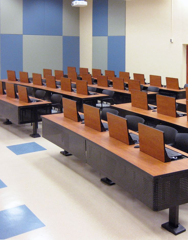 Marvelous Training Tables, Task Chairs And Other Furniture For Universities