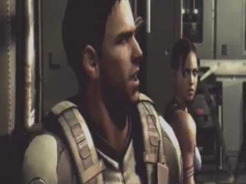 Resident Evil: Evolution [RE5] Game Movie