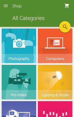 69 best UI - Google Material Design images on Pinterest