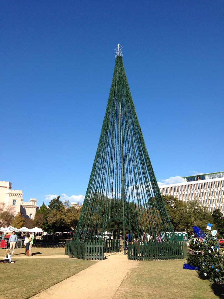 Charleston Christmas tree 2015.