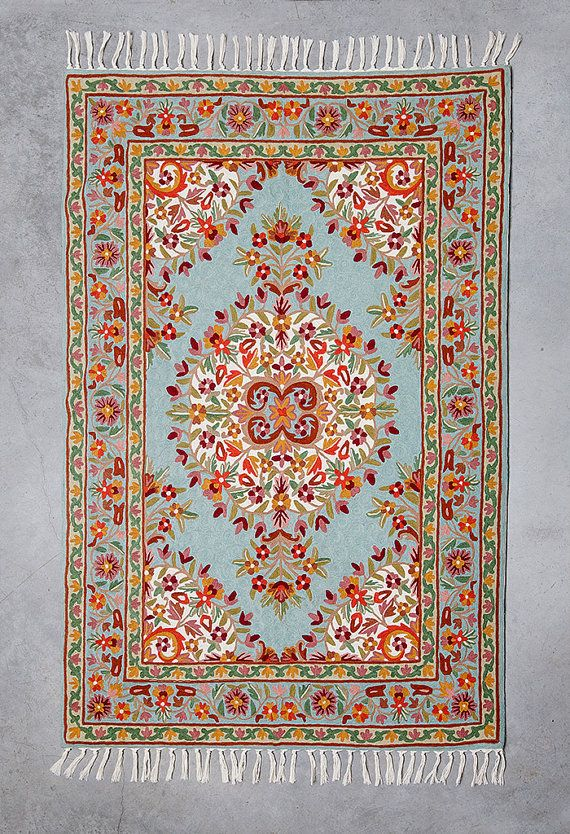 5x7 area rug floral area area rug 6x9 by carpetism