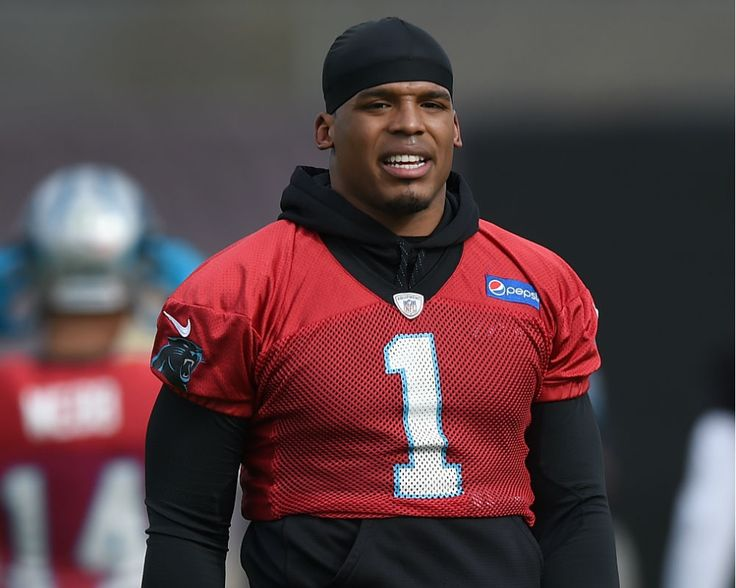 Cam Newton's girlfriend just posted a new photo of their baby boy.