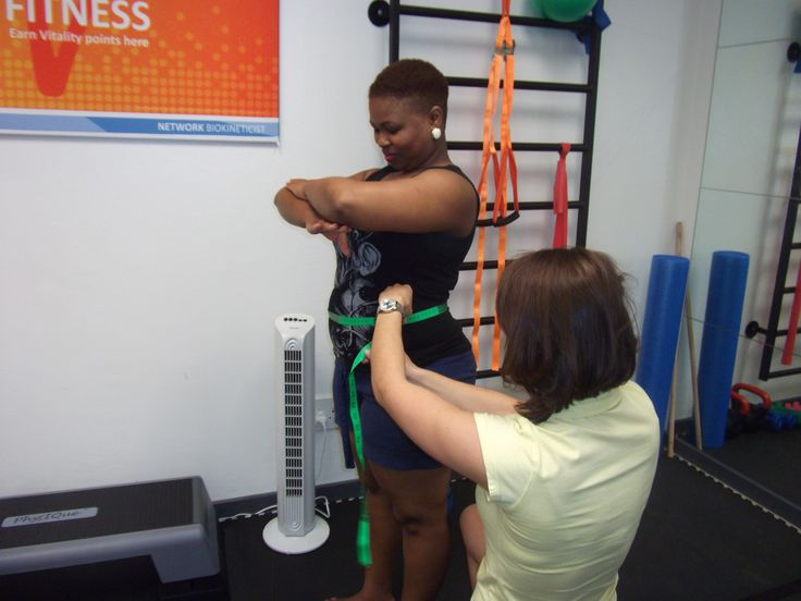 Fitness assessment- Waist measurement