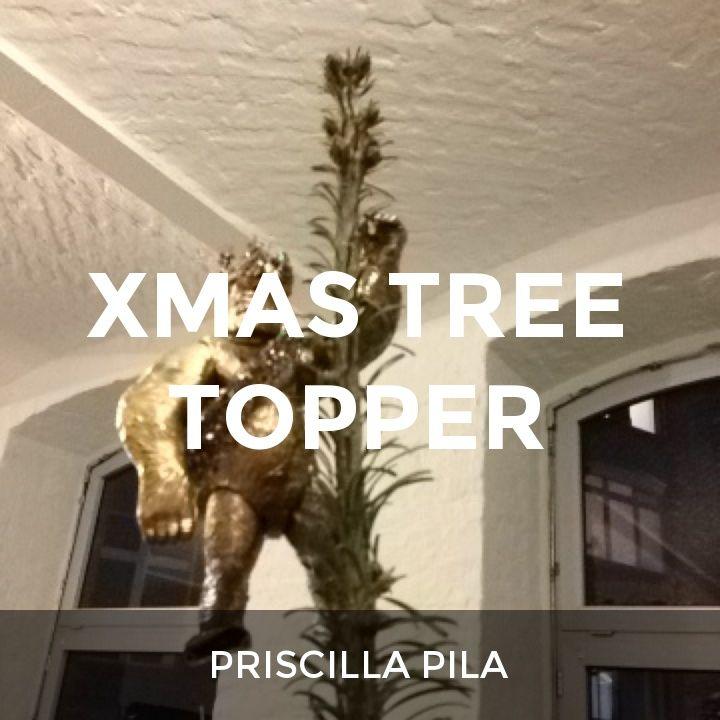 XMAS TREE TOPPER: a How.Do DIY original