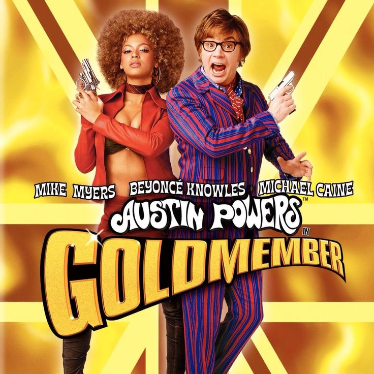 Austin Powers Goldmember - Somewhere in Utah... :) German!