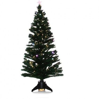 Árvore de Natal Fibra Ótica Led 150cm Natália Christmas