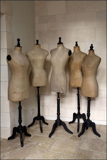 1000  ideas about Vintage Dress Forms on Pinterest  Dress form ...